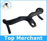 carbon - f8 handlbear full carbon fiber handlebar road bike Integrated bicycle handlebar diameter mm mm
