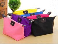Wholesale 2015 Candy Large Capacity makeup bag waterproof Cosmetic bags Cosmetic Storage bag best case handbag for women girls colors