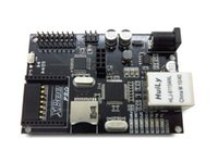 atmega card - UNO R3 W5100 Ethernet Module Development Board POE Xbee Expansion Interface SD Card Slot Extension ATMEGA Wireless