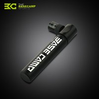 Wholesale New BASECAMP BC Mini Cycling Bicycle bike Aluminium Pump Only g bar psi