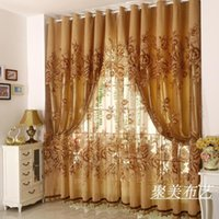beds for hotel - Modern fashion high quality window curtains finished for living room bedding room luxury curtains tulle beads for hotel