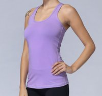 Women women athletic wear - Lulu Cool Racerback Tank Yoga Tank For Women Fitness Vest Exercise Wear Yoga Outfit Athletic Apparel Outdoor Traning Tops