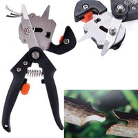 Wholesale New Professional Garden Tree Pruning Shears Grafting Cutting Tool With Blades