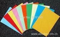 Wholesale Color copy paper A4 g paper A4 paper mm DIY craft paper folding pc colors let your choose