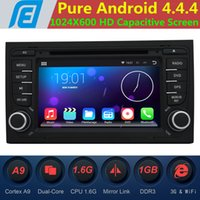audi a4 gps navigation - For Audi A4 Car DVD Player Seat Exeo Android G CPU Pixels Radio G WiFi GPS Navigation