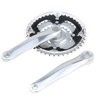 Wholesale Mountain Bike MTB Bicycle Crankset Aluminum Alloy T Teeth Chainwheel Crankset Bicycle Crank Sprocket