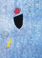 arc canvas - Joan Miro impression oil painting Tirador in the Arc