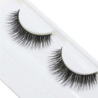 amazing false eyelashes - Big Sale Only One Day Amazing Pairs Black Natural Long Thick False Eyelash Soft Makeup Eye Lash Extension