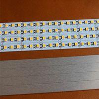 aluminum - Super Bright Hard Rigid Bar light DC12V cm led SMD Aluminum Alloy PCB Led Strip light For Cabinet Jewelry Display