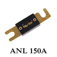 Wholesale In Stock ANL Fuse Gold Plated AMP A For Car Audio