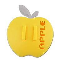 air freshener scents - Auto Car Air Freshener Outlet Perfume Scent Interior Decoration Apple Shape Hot selling