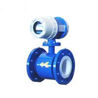Wholesale Industrial Magnetic Flow meter for waste water DN50