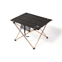 Wholesale New Lightweight Aluminium Alloy Portable Folding Table Camping Outdoor Foldable Picnic Desk g