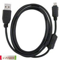cb-6000 - CB USB5 CB USB6 CB USB8 Pin USB Data Cable for Olympus u Tough