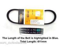 alternator belt - Alternator Belt BMW R Oilhead PK611 Co