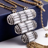 asian coat - Chic Diamante Long Tassels Necklaces Sweater Coat STATEMENT NECKLACES Chain Women NEW Autumn FASHION Collection GIFT a