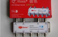 Wholesale Freeshipping GD E x1 DiSEqC Satellite LNB Switch high quality satellite lnb switch lnb switch lnb switch