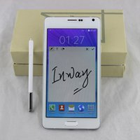 Android 5.7 inch - 5 inch Note SM N9100 MTK6582 Quad Core Smartphone Android4 Unlocked MP camera HD GB Ram GB Rom G free DHL