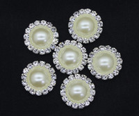 Cheap pearl buttons Best rhinestone buttons