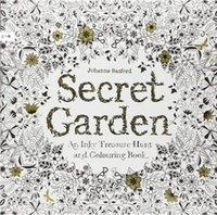 Wholesale Secret Garden A book can not only entertainment but can be used as a design reference book very popular