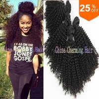 Cheap Grade 7A China Charming Malaysian Curly Hair 4 Bundles Malaysian Kinky Curly Hair Extension 100% human Virgin Hair Kinky Curly