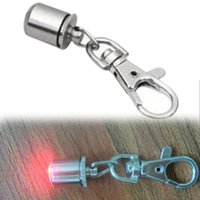 Wholesale Dog Cat Safety LED Pet Light Flashing LED Flash Tag Pendants Blinker Collar Tag G01201