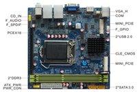 Wholesale M4211 ITX HCM61X11F Mini ITX Intel LGA1155 H61 Embedded Motherboard Mini PCIE SATA3 PCIE X COM SPDIF GPIO Giga LAN ATX PWR