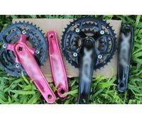 Wholesale KF anode colored mountain bike crankset