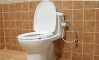 Wholesale ABS intelligent nozzle bidet toilet bidet seat portable bidet