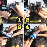 Cheap Hair Rollers Tool Best Hair Style Foam