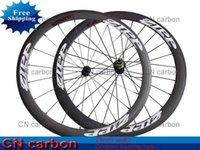 Wholesale Ceramic bearing hub mm wide U Shape ZIPP Sticker mm Clincher Tubular carbon road wheelset