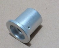 Wholesale Solid aluminum knob strawhat mm order lt no track
