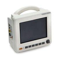Wholesale CE Proved inch ICU CCU Parameter Patient Monitor NIBP SPO2 ECG TEMP RESP PR