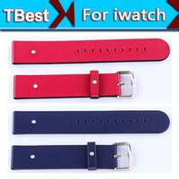 Wholesale 50pcs Newest Genuine Leather Watchband For Apple Watch WatchBands Bracelet Watch Band For iWatch MM And MM