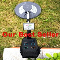 Wholesale MD Underground Metal Detector Gold Treasure Hunter MD5008 Max detection depth m two coils included