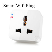 sockets and switches - Smartphone Remote Control Smart Wifi Plug EU AU UK US Socket Power Supply Wireless wifi Switch for Anddroid And iPhone App
