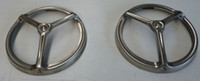Wholesale FOR FORD CORTINA MK1 TWIN CAM GT STAINLESS BRAKE INDICATOR TAIL LIGHT BEZELS RINGS
