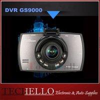 car security camera - Popular inch Car Security Camera Night Vsion Car DVR Video Camera Degree Wide Angle Car Video Recorder GS9000S