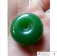 Wholesale 2016 New Jade Necklace Round Pendant Necklace Real jade Jewelry necklaces pendants