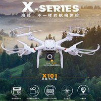 Wholesale Mika Hin X101 oversized four aircraft equipped with real time aerial small package more freight