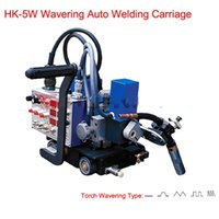 Wholesale HK W Wavering Auto Welding Machine Carriage Tractor Holding Arc Welders torch for vertical and level angle welding