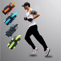 Wholesale High Quality Outdoor Running Sport Bag Men s Gym Arm Bag Arm Phone Sport Bag For Women General Mobile phone Arm bag outdoor exercise