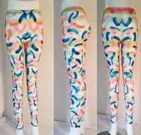 Wholesale so hot new personalized digital printing leggings private personalized custom pattern Leggings Size