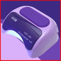 Wholesale 48W ccfl uv led nail light K