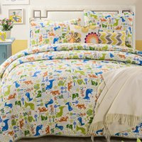 Wholesale Three Pieces Couette Duvet Cotton Colchas De Cama Print Cotton Quilted Bedspreads