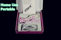 Wholesale 2014 new MHZ Ultrasonic Facial Skin Machine Ultrasound Body Massager Pain Free Therapy Beauty