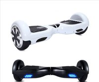 remote control electric skateboard - smart balance wheel Scooter Two Wheels Self Balancing scooters Electric Unicycle electric skateboard with FREE Remote Control and bag