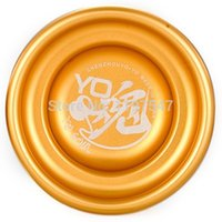 Wholesale Yo Soul Titanium Alloy Yo Yo Ball Orange