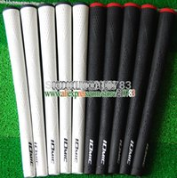 Wholesale New Golf Grips IOMIC Golf irons wood Grips Multicolor color pc Can mix color club Grip
