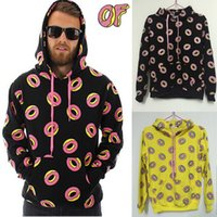 awesome hoodies for men - Actual Pictures Awesome Fashion News Mens Clothing Black Yellow Cotton Hooded Odd Future Got7 Sytle Hoodie For Men